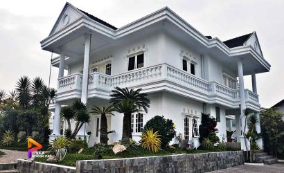 sewa villa murah di puncak cipanas