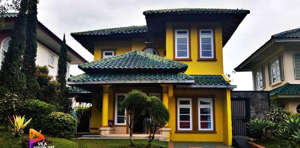 puncak resort villa arjuna