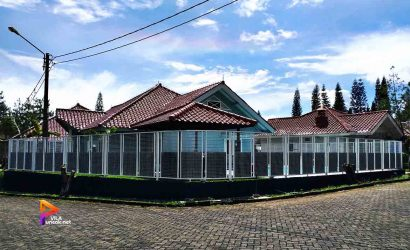 villa kota bunga 6 kamar