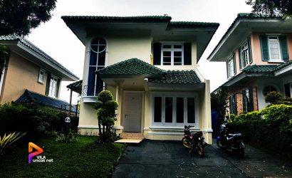 villa GN semeru puncak resort
