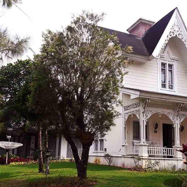 villa nottingham kota bunga puncak