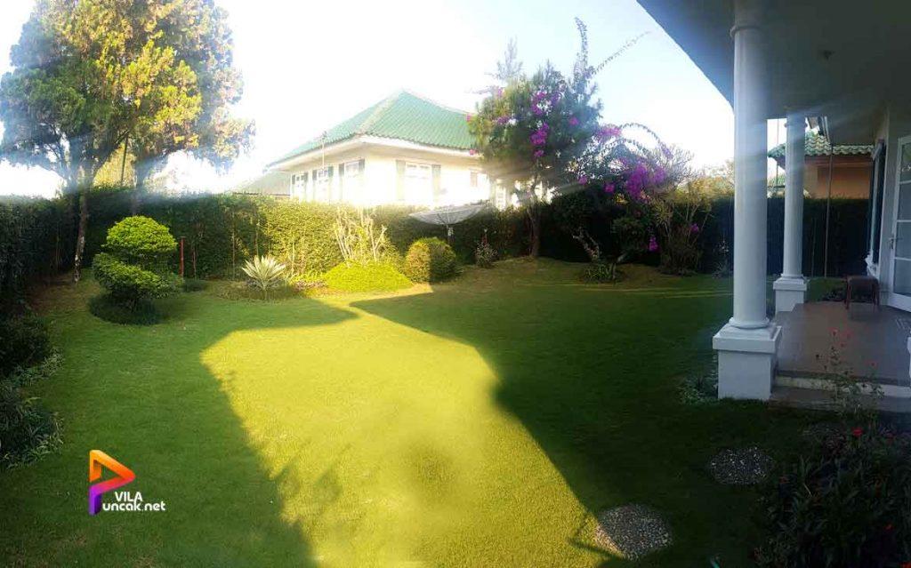 puncak resort villa