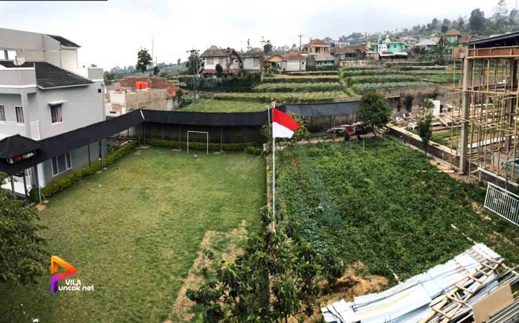 villa untuk rombongan di puncak 18