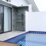 villa 2 kamar untuk keluarga di puncak
